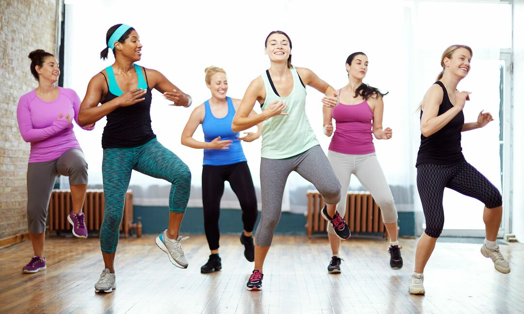 Zumba Dance: Where The Mind Stands Free...
